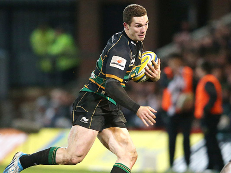 Large george north saints