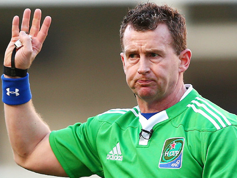 Large nigel owens