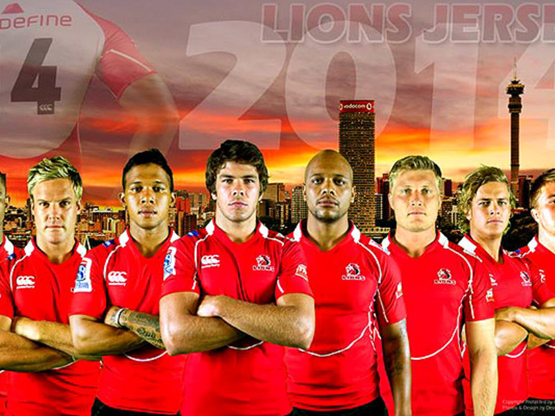 Large lions new jersey