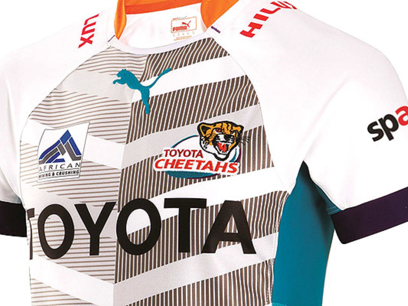 Large cheetahs home jersey 3d fro