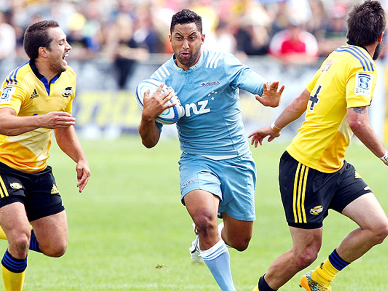 Large benji marshall blues v cane