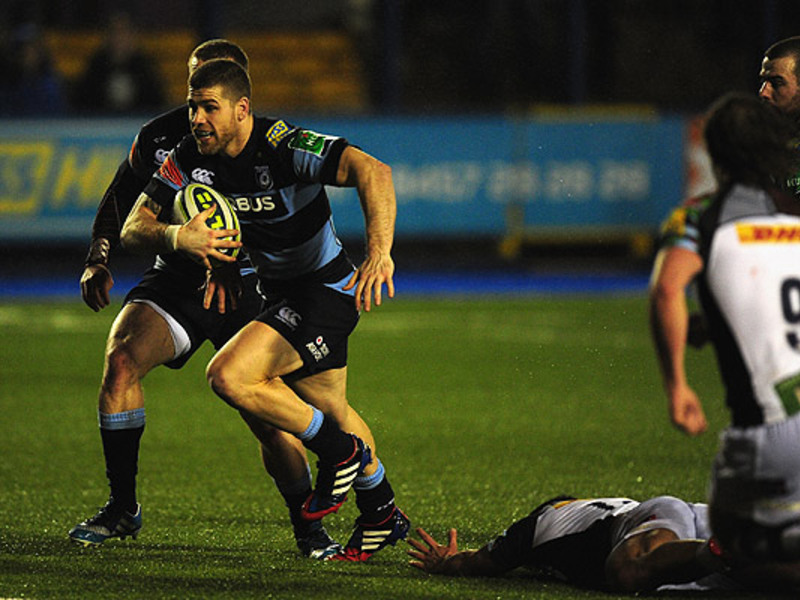 Large cardiff blues