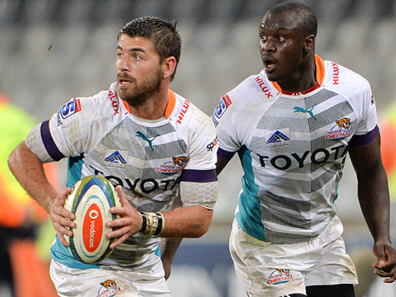 Large willie le roux cheetahs bal