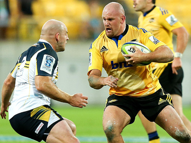 Large hurricanes v brumbies
