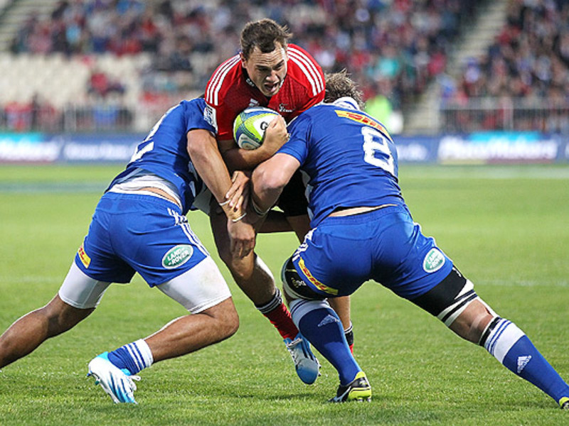 Large crusaders v stormers