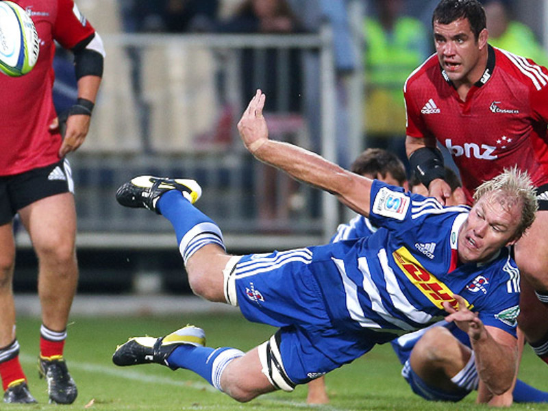 Large schalk burger stormers v cr
