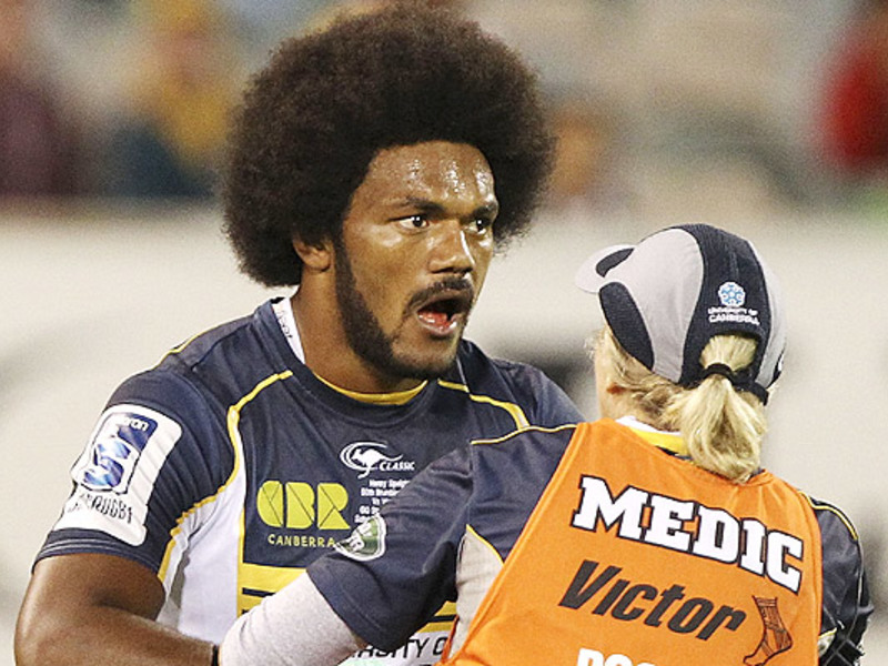 Large henry speight injured
