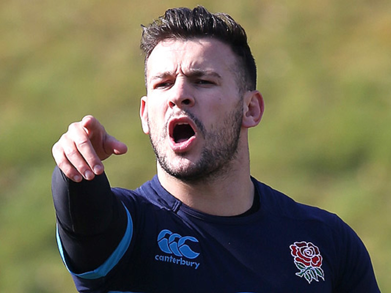 Large danny care england points