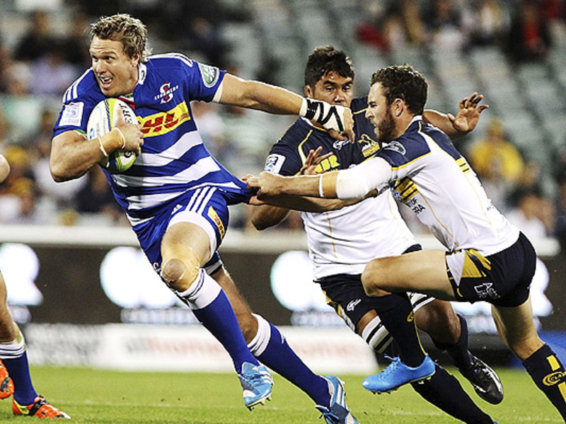 Large brumbies v stormers