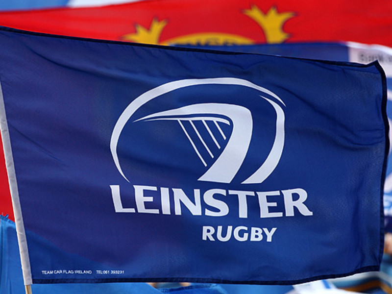Large leinster flag