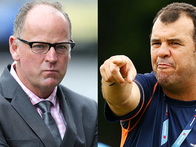 Large white v cheika