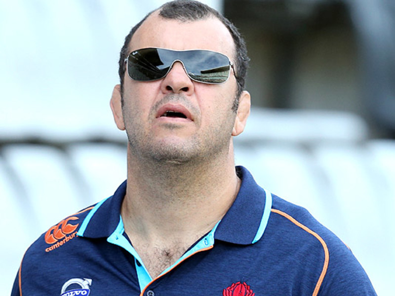 Large michael cheika