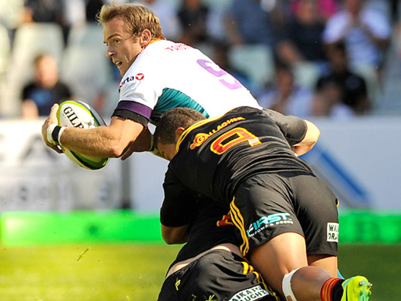 Large cheetahs v chiefs