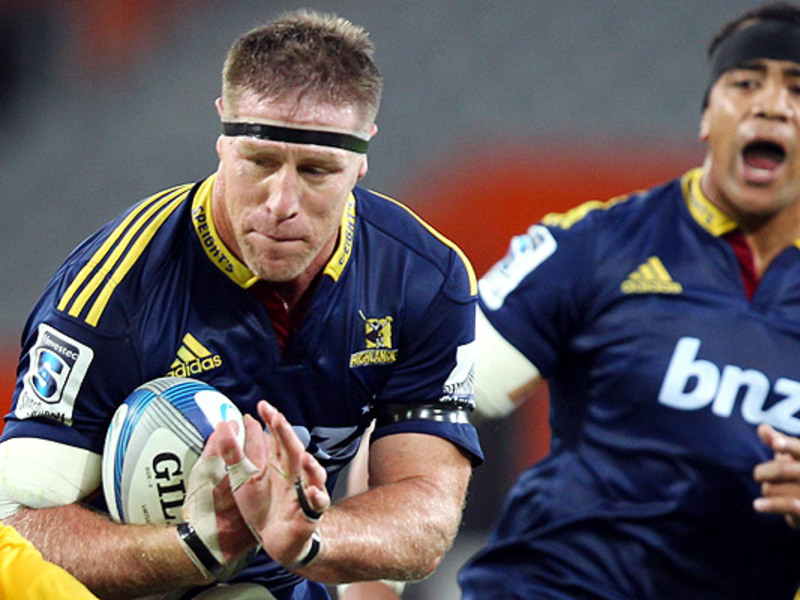 Large brad thorn highlanders