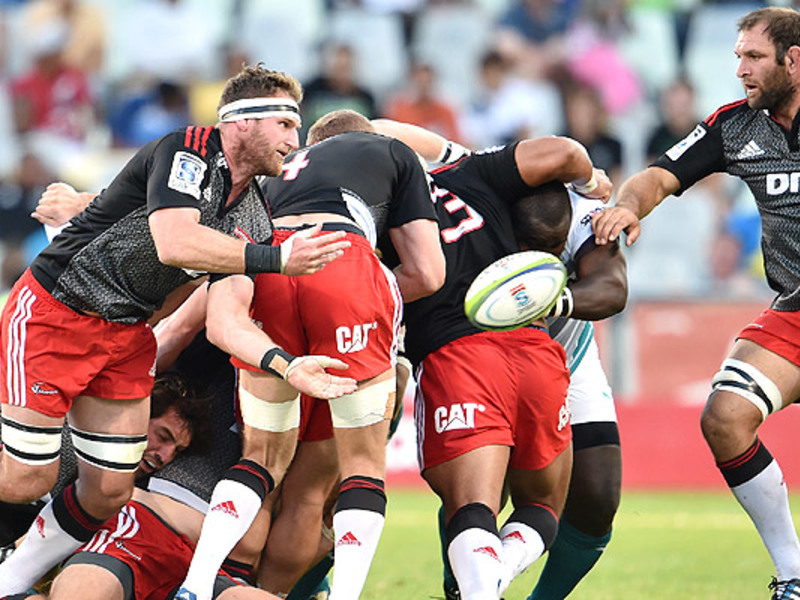 Large cheetahs v crusaders