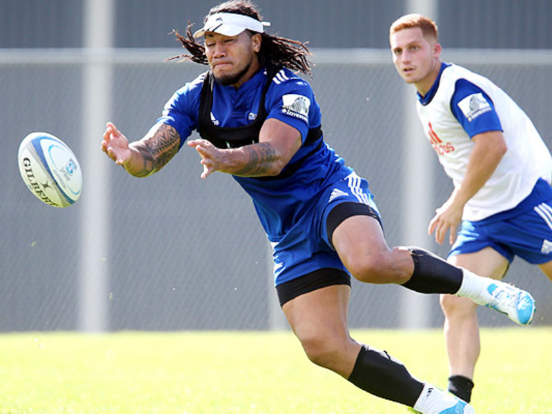 Large ma a nonu blues train