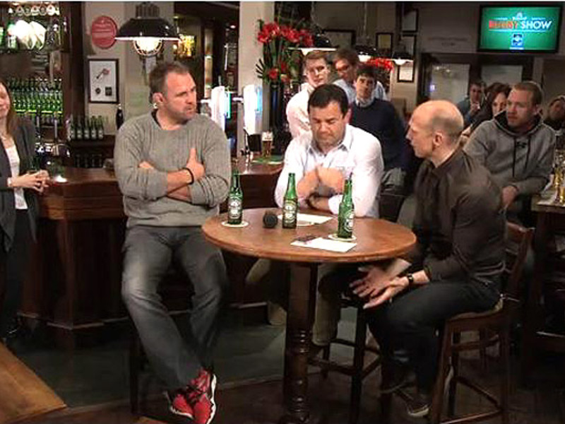 Large rugby show episode five