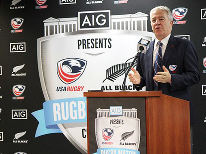 Large usa v all blacks presser