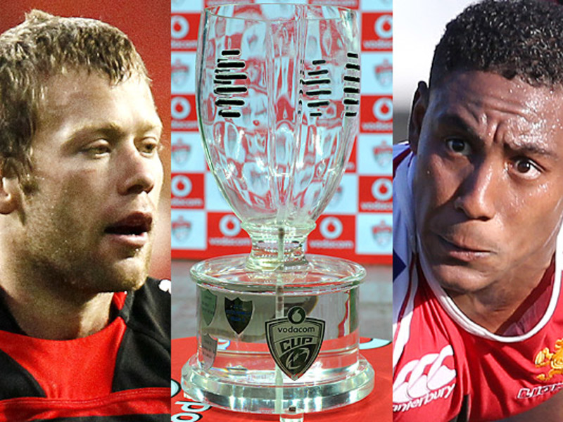 Large vodacom cup final 2014