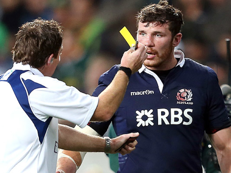 Large tim swinson scotland carded