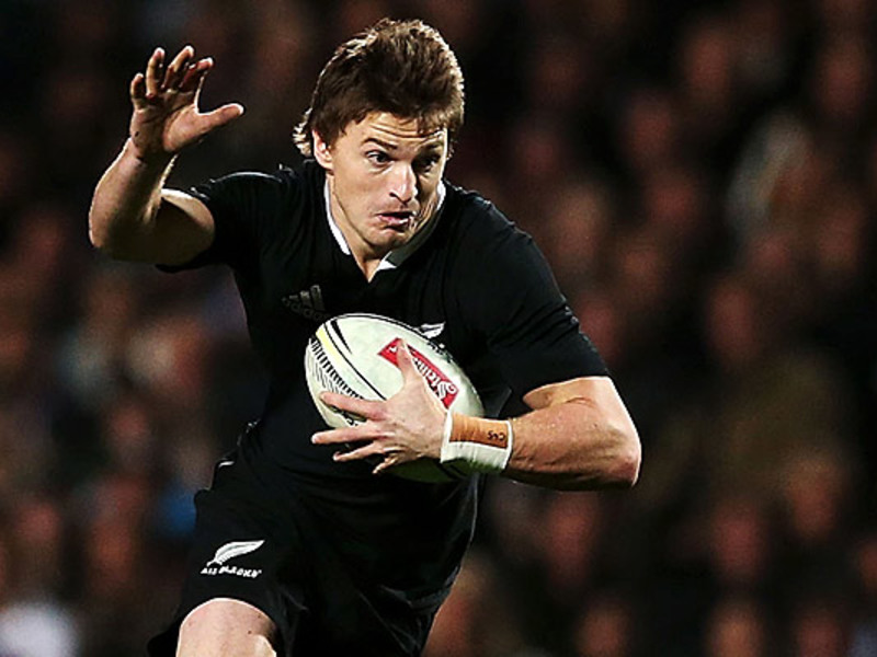 Large beauden barrett all blacks
