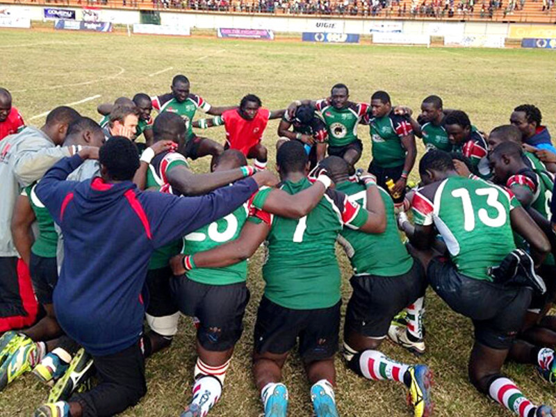 Large kenya world cup qualifier