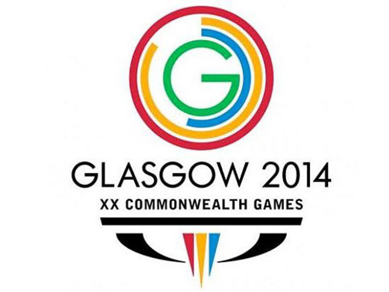 Large commonwealth games logo