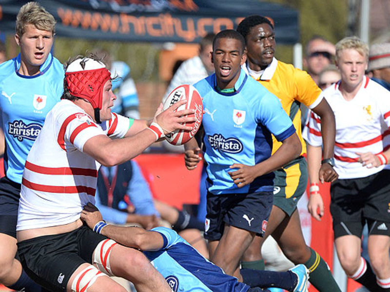 Large bulls v lions craven week