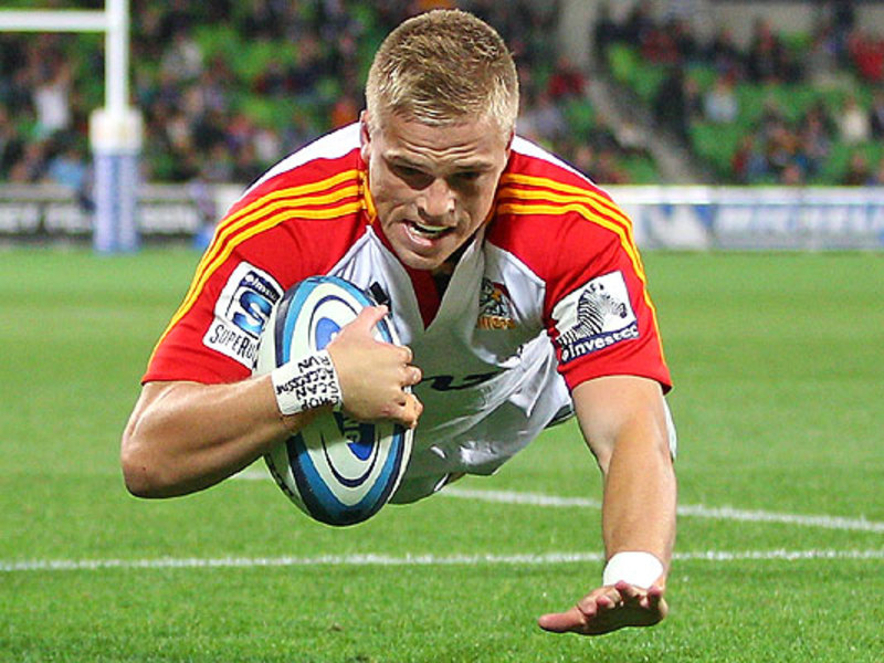 Large gareth anscombe chiefs try