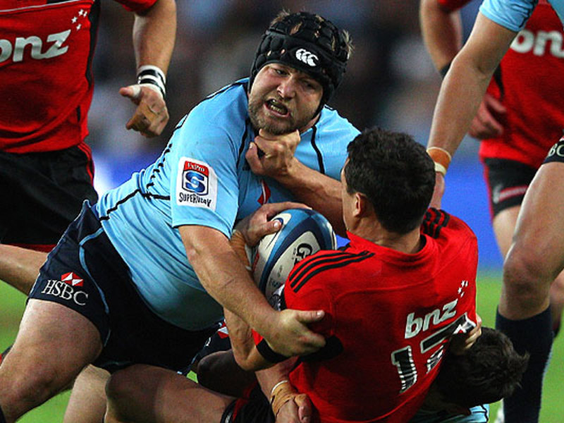 Large carter v waratahs