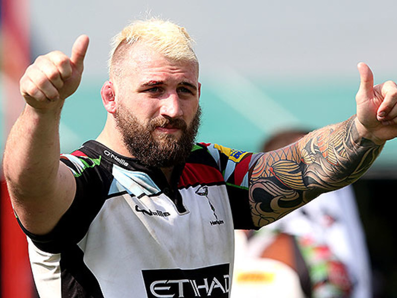 Large joe marler