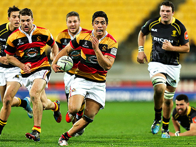 Large waikato v wellington