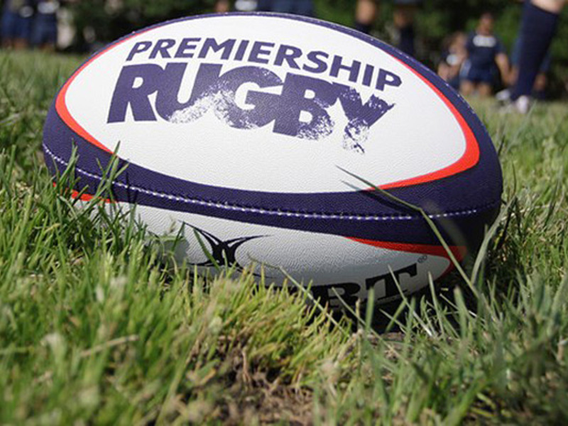 Large premiership rugby ball