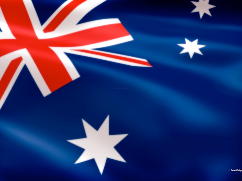 Large australia flag wallpaper desktop hd