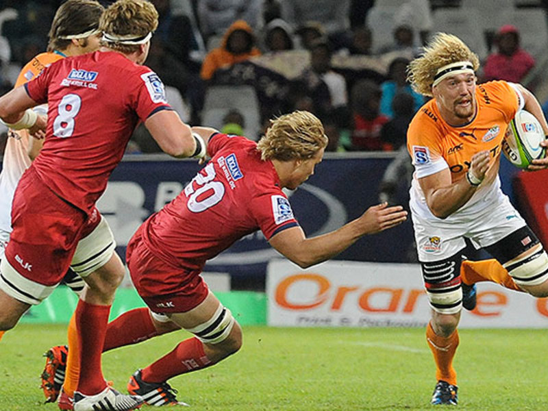 Super Rugby- Team Records.