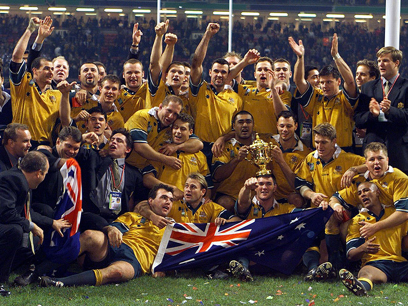Large world cup 1999 australia celebrate 800