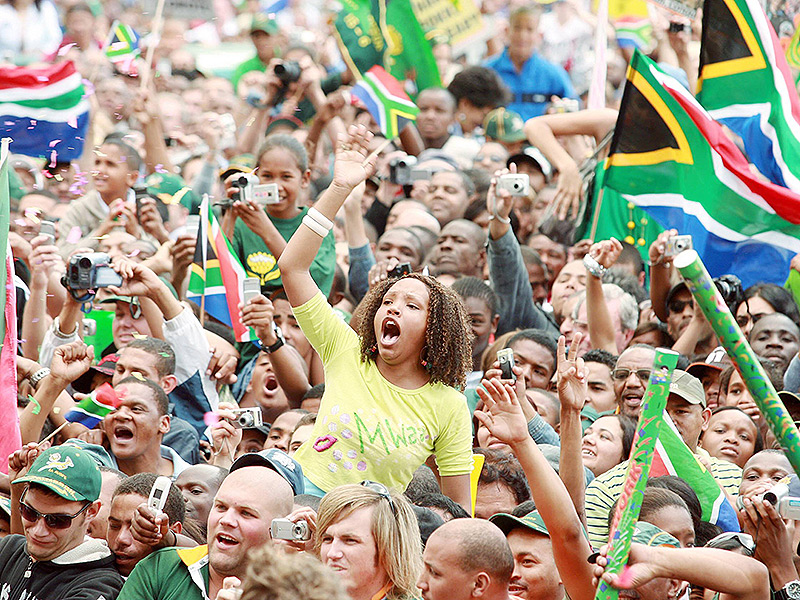 World cup 2007 sa fans 800