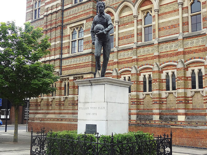 William webb ellis statue 800