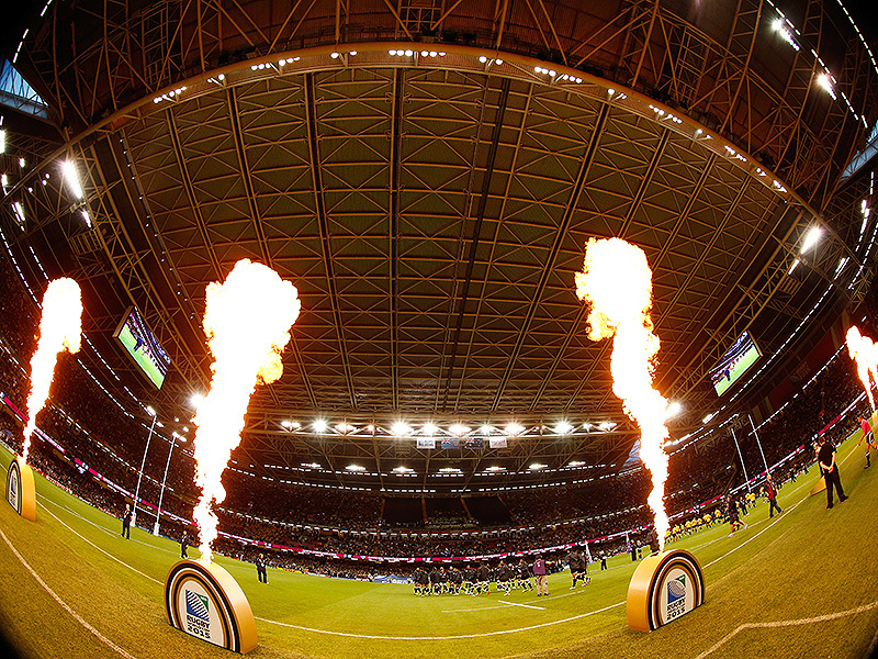 Large millenium stadium flames 800