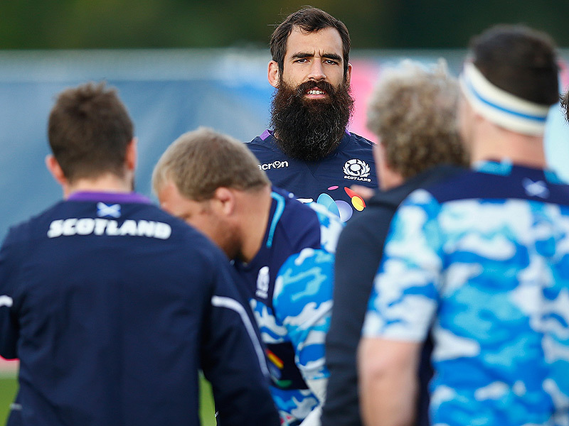Large josh strauss scotland training 800