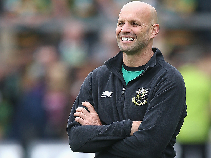 Jim mallinder northampton saints 800