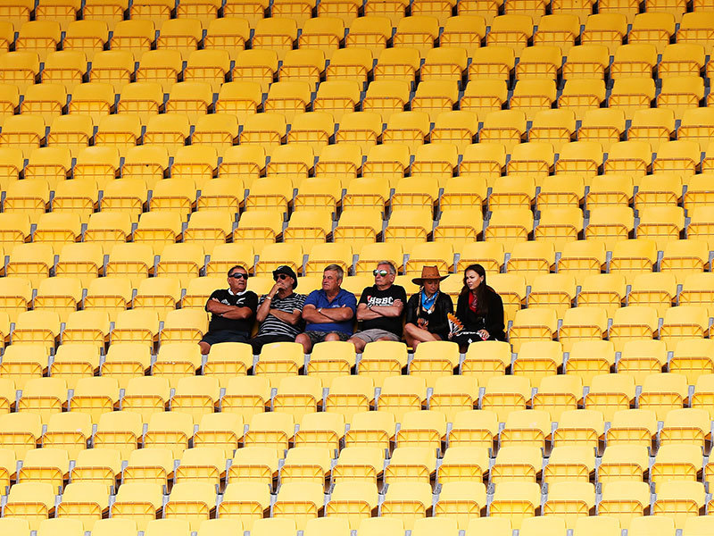 Large wellington empty stadium 800