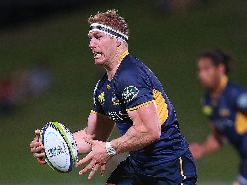 Large david pocock brumbies ball 800