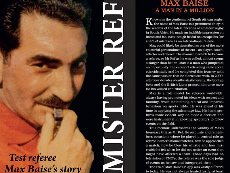 Max baise book cover 800