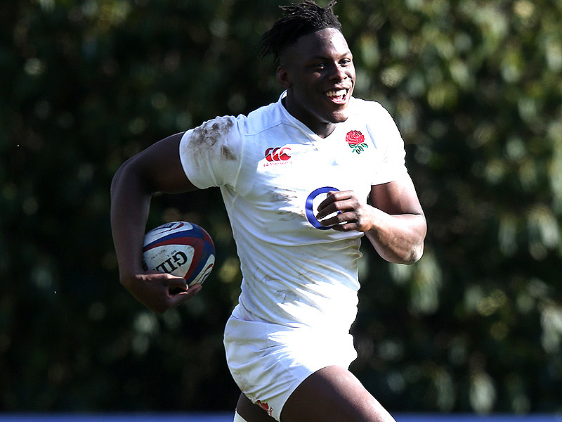 Large maro itoje england training 800
