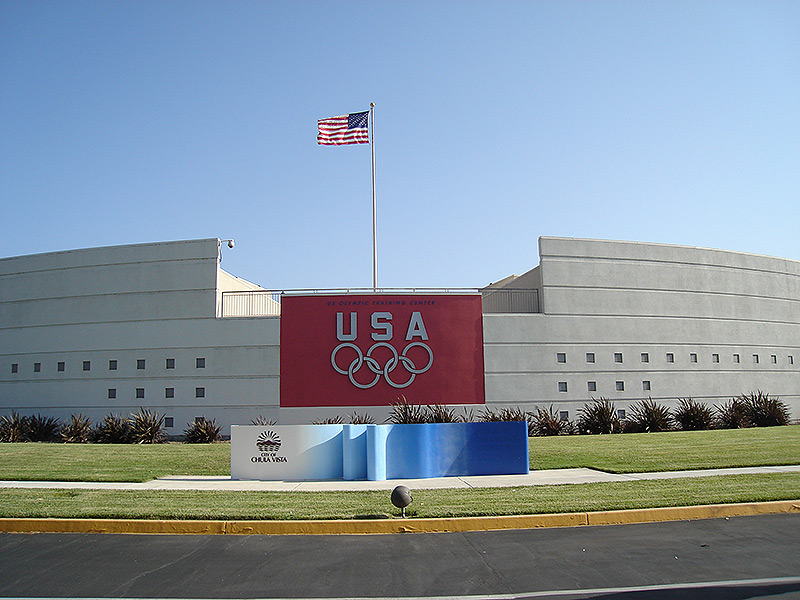 United states olympic training center 800