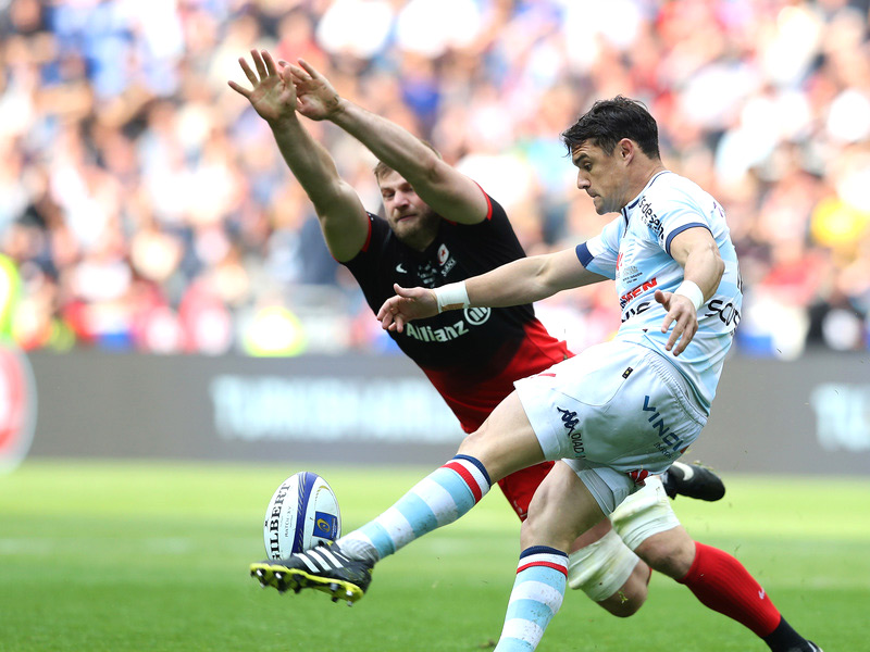 Dan carter racing v saracens euro final 800