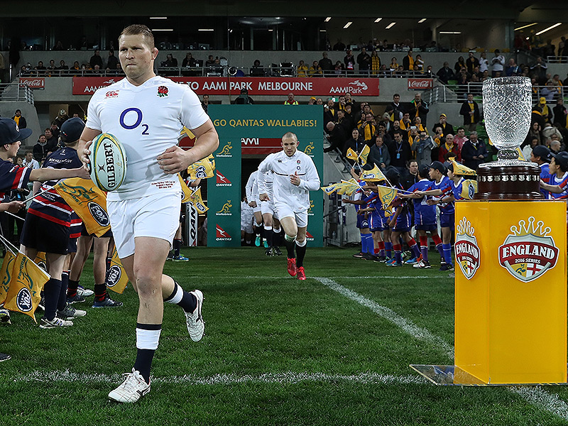 Dylan hartley leads england out 800