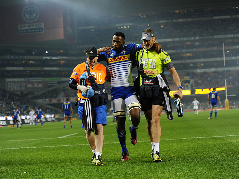 Siyamthanda kolisi injured 800