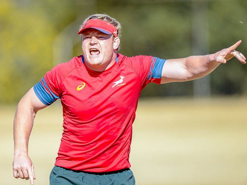 Large adriaan strauss bok training 800